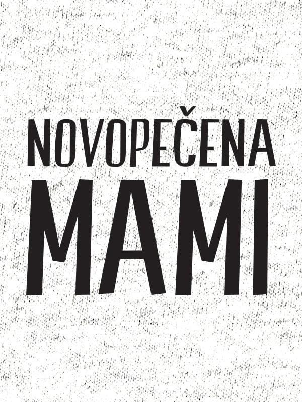Novopečena mami