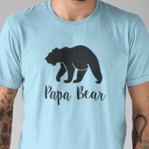 Papa bear medved