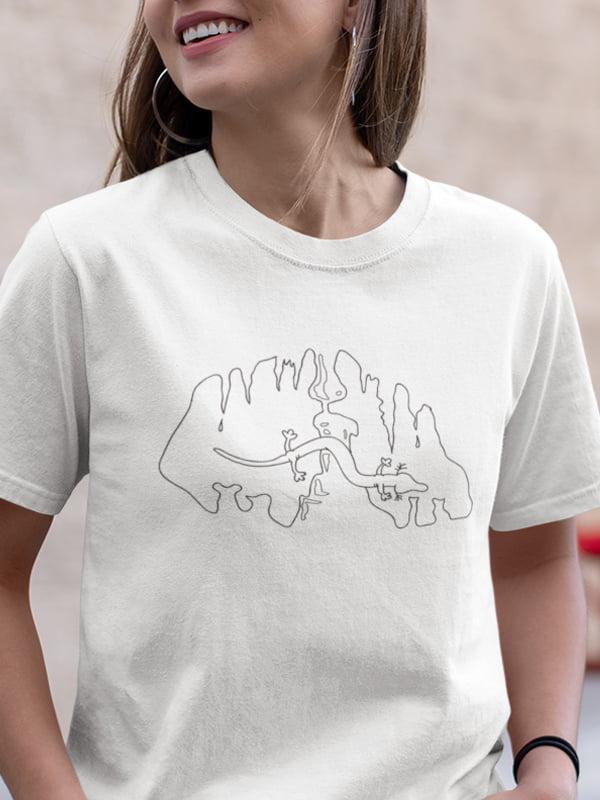Postojna pobarvanka na majici Slovenija