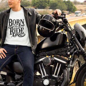Born to ride majica