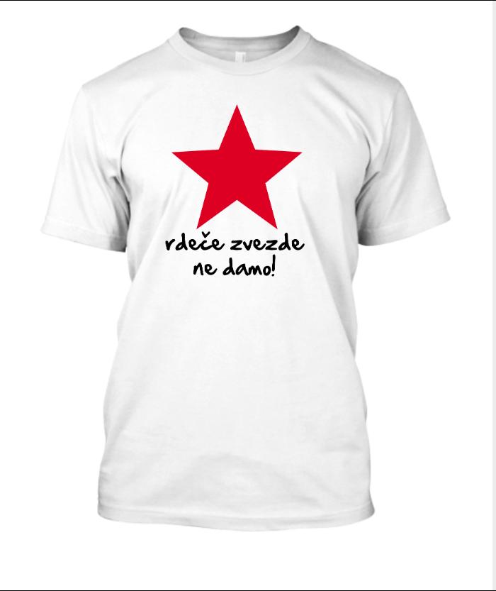 Rdeče zvezde ne damo