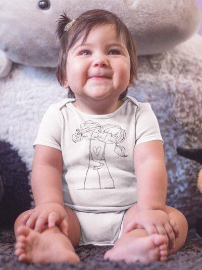 Prijateljice baby 1 vrečka - vesolje daj mi moč da kupim samo to po kar sem prišla. 4