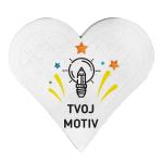 sestavljanka tvoj motiv srček z unikatnim potiskom