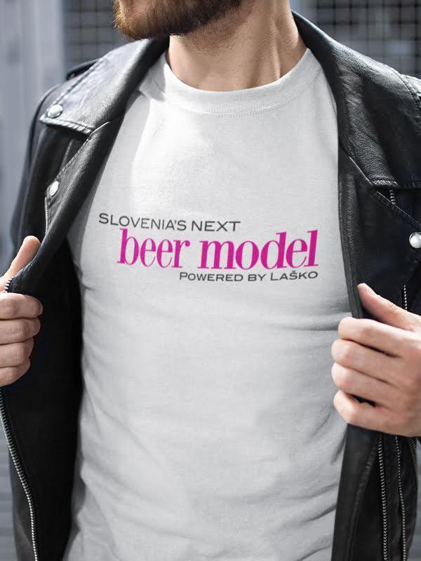 Slovenia's next beer model, majica za pivce