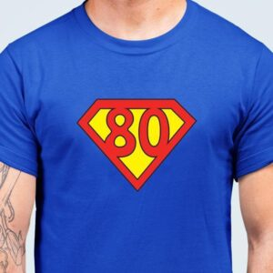 Majica super 80