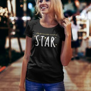 Star my favourite word connectees