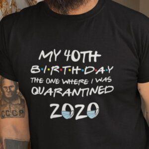 The one birthday where i was quarantined 40 preview besafe čistilni gel za roke s probiotiki 13