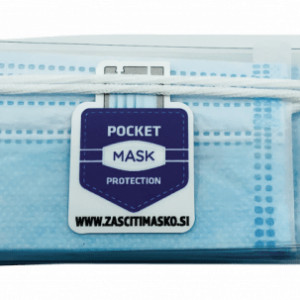 Zasščitni etui za obrazno masko zasciti svojo masko garderoba 9