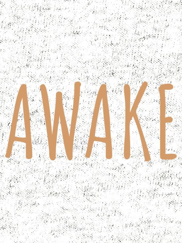 potiskana majica awake connectees teesky partner osebna rast duhovnost prebujenost zbujenost tiskarna garderoba darila unikati trgovina ljubljana spletni nakup dostava osebni prevzem