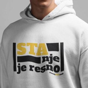 Sta_stanje-je-resno_kampanja-zaobstanek_garderoba_unikatni-tisk_tiskarna-majic_promocijske-majice_ljubljana_slovenija_preview_kapucar_bela