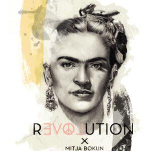 Skodelica Frida Khalo - I dont give a shit
