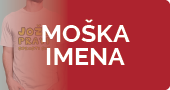 MOŠKA IMENA