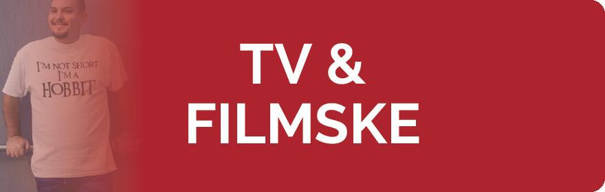 TV in film