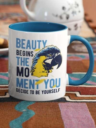 beauty_begins_the_moment_you_decide_to_be_yourself_skodelica_barvna_garderoba_unikatni_tisk_ljubljana