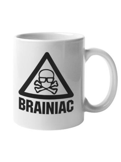 Skodelica brainiac