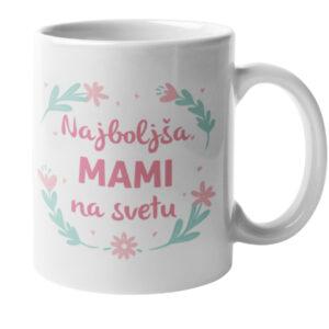 Najboljsa-mami-na-svetu-rozice-skodelica-bela-unikatni-tisk-na-skodelice-kvaliteten-tisk-garderoba-ljubljana