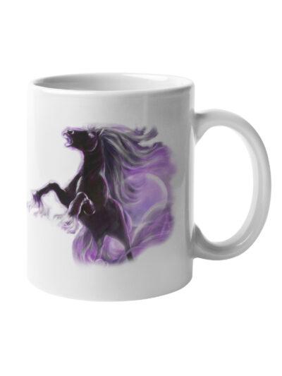 Skodelica konj